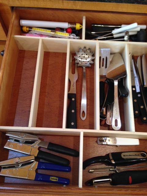 Diy Kitchen Drawer Organizer Lynn 39 S Kitchen Adventures
